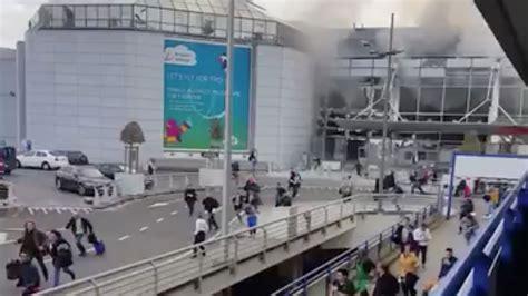 brussels airport breaking terrorist attacks brussels airport killing at 26