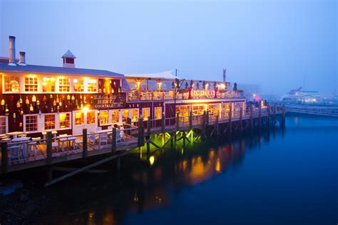 Harbor Bar by Lay Of The Land Bar Harbor Maine Opal Magazine