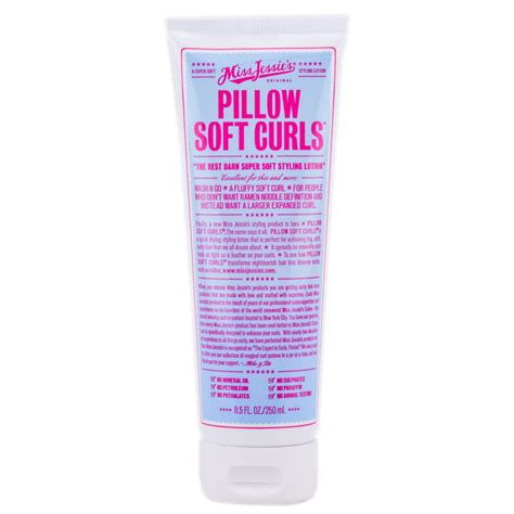 Miss Pillow Soft Curls by Miss S Pillow Soft Curls Styling Lotion 8 5 Oz