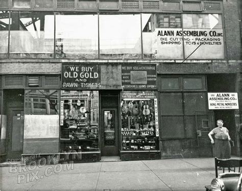 nyc tattoo history pawn shop at 183 chatham square 1950 manhattan old