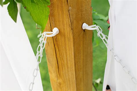 make your own pergola make your own outdoor pergola curtains a beautiful mess