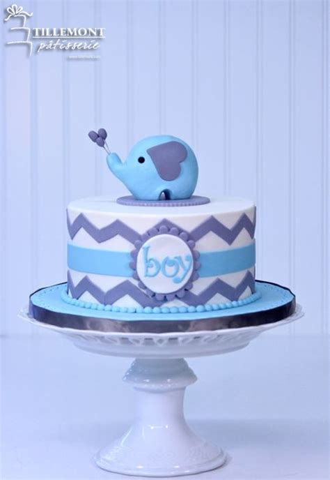 Single Layer Baby Shower Cakes by 9 One Layer Boy Baby Shower Cakes Photo Baby Boy