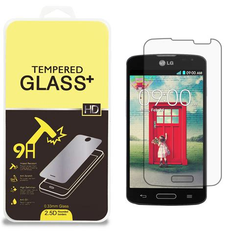 Spectre Tempered Glass Lg L70 high quality tempered glass screen protector guard for for