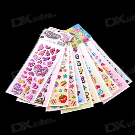 3d Sticker by 3d Stickers 3d Puzzle Image