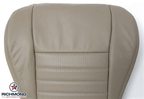 2003 ford mustang leather seat covers 1999 2004 ford mustang gt leather seat driver bottom