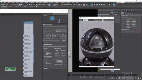 tutorial video post 3ds max creating realistic car paint shader in arnold for 3ds max