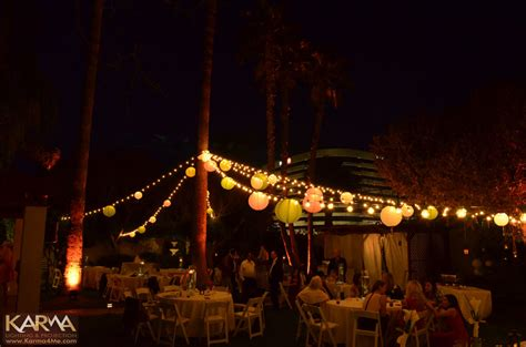 Wedding Outdoor Lighting Karma Event Lighting For Weddings And Special Events