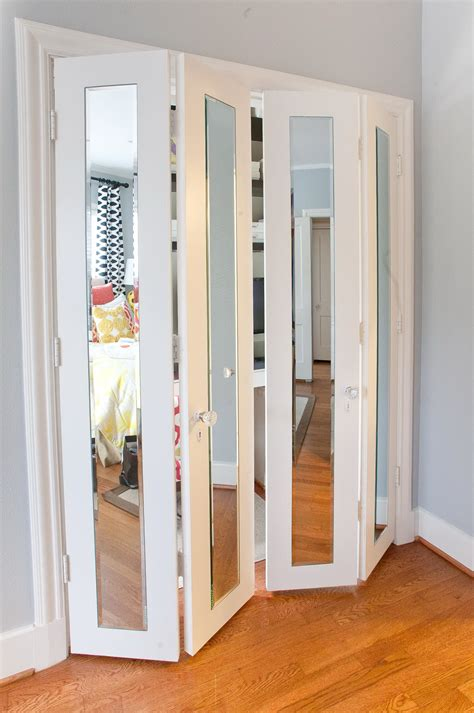Mirrored Closet Doors Ikea Bifold Closet Doors Ikea Room Closet Doors Doors And Room
