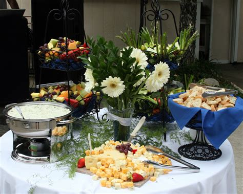 buffet table riverview 4 weddings riverview 4 weddings