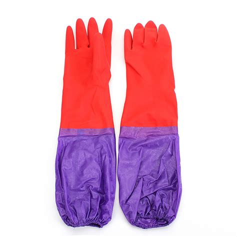 Clean Sleeve Wash wash cleaning sleeves rubber gloves alex nld