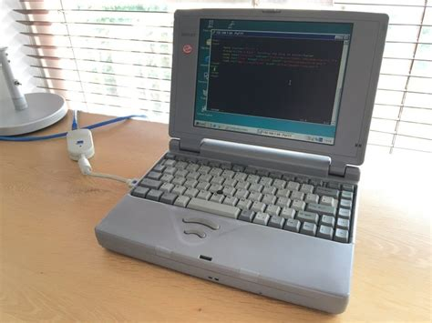 building the in style developing on a 20 year computer with 16mb ram and windows 98