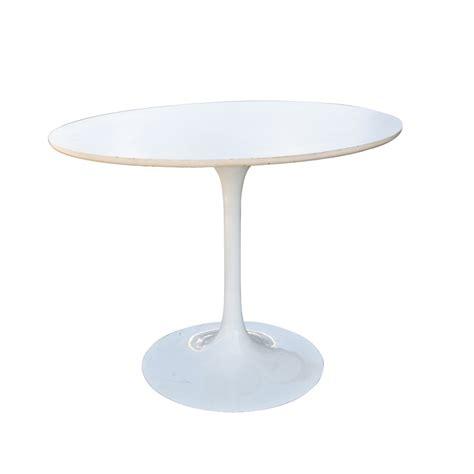 table tulipe saarinen vintage saarinen style tulip table ebay