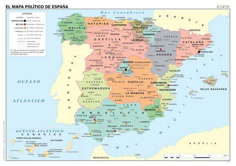 espaa y europa blog de los ni 241 os mapas de espa 241 a y del mundo para ni 241 os
