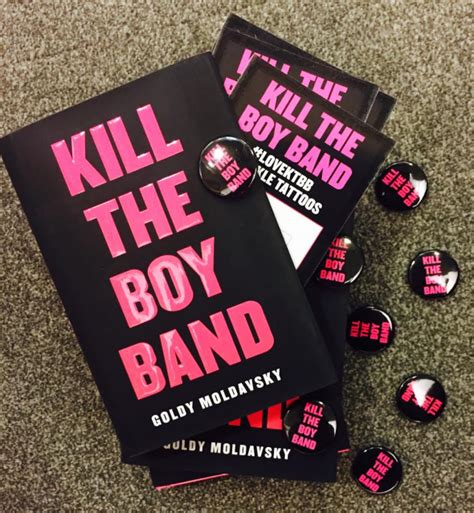 kill the band giveaway kill the boy band on our minds