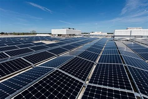 commercial solar panels for business government sunpower