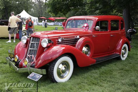 Home Journal Interior Design picture of 1935 auburn 851 sedan