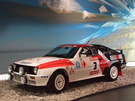 Mitsubishi Starion Rally Wallpaper 1024x768 19308