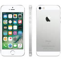 Iphone Apple Mlm72x A Iphone Se 64gb Silver At The Good Guys
