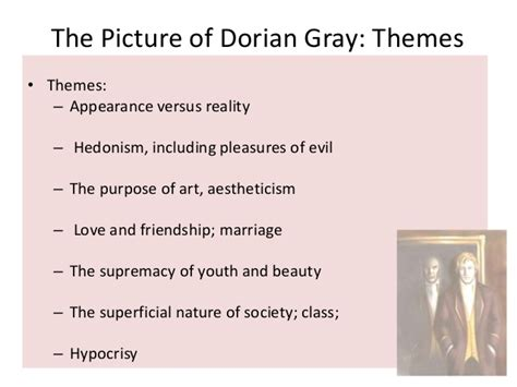 theme quotes from the picture of dorian gray the picture of dorian gray exam prep