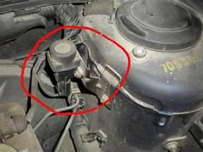 Peugeot Expert Brake Problems 406 V6 Wont Start Electronic Ignition Fault Displayed