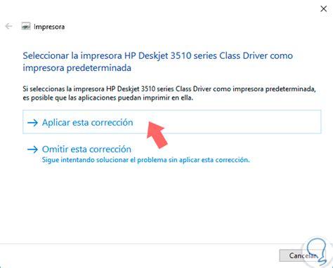 tutorial en linea de windows 10 conectar y poner en l 237 nea impresora desconectada windows