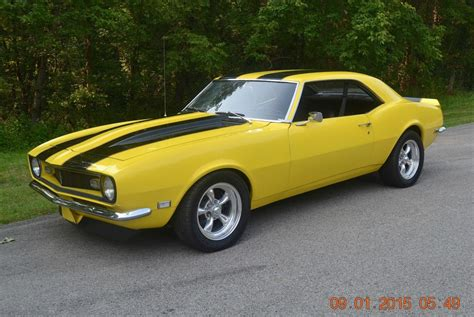 restomod camaro 1967 chevrolet camaro restomod for sale