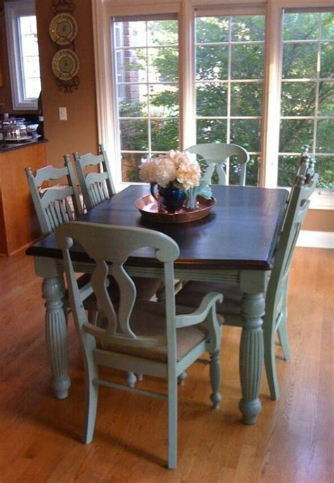 25 best ideas about paint dining tables on best 25 distressed dining tables ideas on