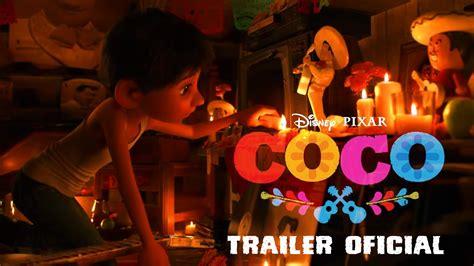 coco pelicula completa coco la pel 237 cula de disney pixar estrena su trailer