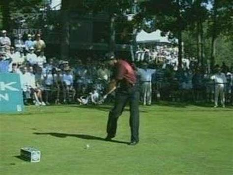 slow motion perfect golf swing tiger woods perfect golf swing slow motion youtube
