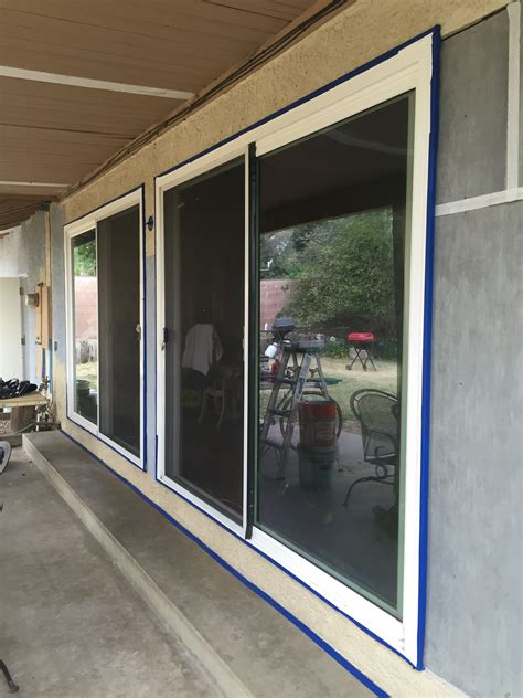 Replacing A Patio Door Replacement Patio Door Parts Modern Patio Outdoor