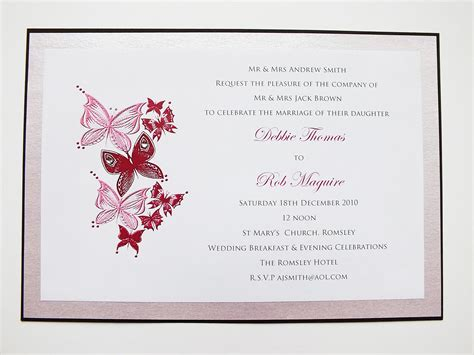 wedding invitations butterfly butterfly wedding invitations buttery design invites