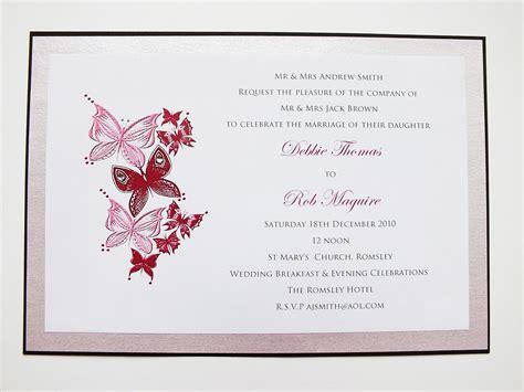 Invitation Design Uk | wedding invitation design uk gallery invitation sle