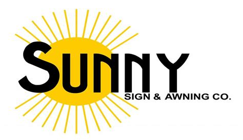 logo from sign awning company in