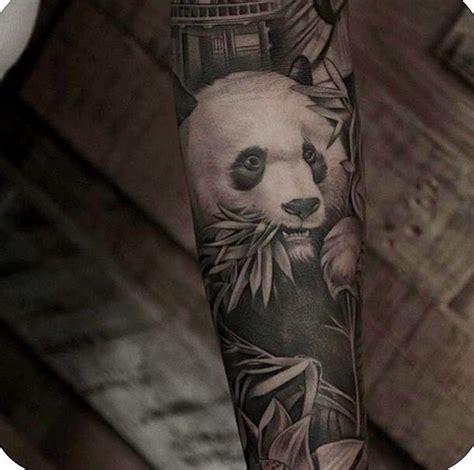 panda tattoo arm pin by josimar salazar on tattoo pinterest panda