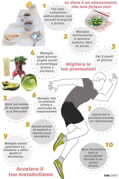 alimenti per accelerare metabolismo 187 per accelerare il metabolismo