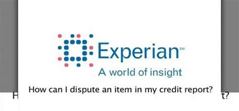 Letter Of Agreement Experian How To Write A Properly Formatted Credit Dispute Letter 171 Budgets Tax Preparation