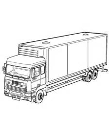 truck coloring pages 01