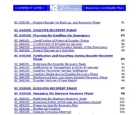 business continuity plan template uk business continuity plan template 11 28 images
