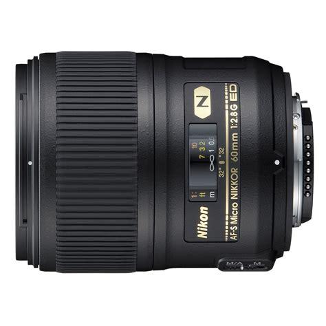 Nikon Af S 60mm F 2 8g Ed Micro nikon af s micro nikkor 60mm f 2 8g ed objectif appareil