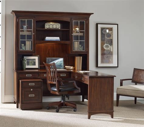 looking l shaped desk with hutch innovative designs