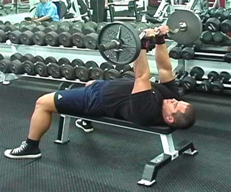 bench press in french best tricep workout the top 5 tricep exercises