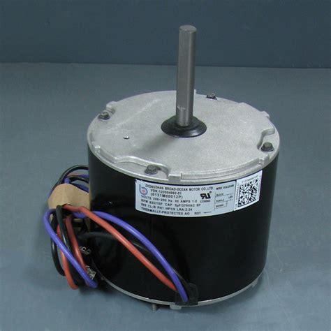 goodman condenser fan motor goodman condenser fan motor 0131m00012ps 0131m00012ps