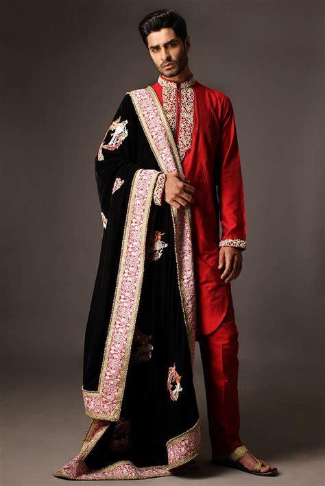 With Shawl kurta pajama with shawl