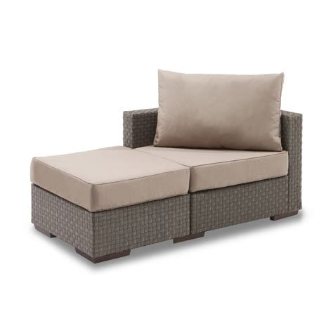 lovesac outdoor cover outdoor chaise lovesac touch of modern