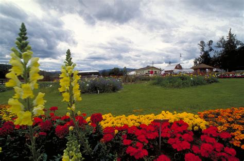 Alaska Botanical Gardens The Top 20 Most Beautiful College Gardens And Arboretums