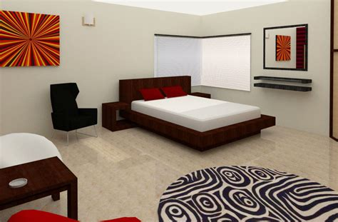 simple rooms simple room interior 3d model skp cgtrader com