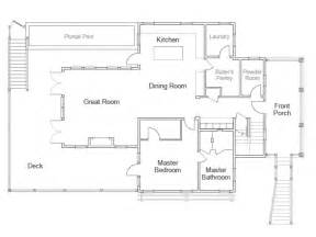 Dream Home Layouts by Dream Home 2013 Floor Plan Hgtv