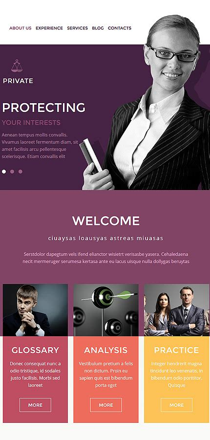 drupal themes law office law office drupal template website templates