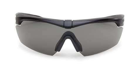 Ess Crossbow Sunglasses Black Rep ess eyewear crossbow ballistic eyeshield www panaust au