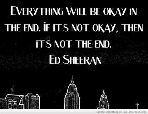 ed sheeran quotes quotes from ed sheeran quotesgram